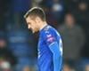 Leicester City striker Jamie Vardy