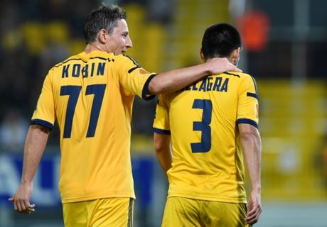 Schaut die Tore der Europa League an!