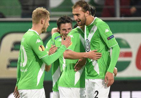 Match Report: Wolfsburg 5-1 Krasnodar
