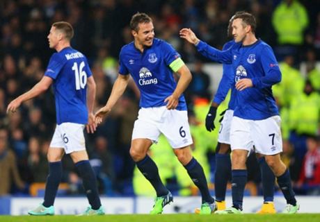 Everton 3-0 Lille: Strong Euro form