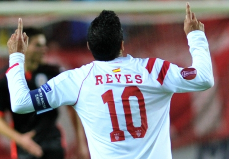Player Ratings: Sevilla 3-1 Standard Liege
