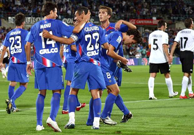 Getafe golea a la Ponferradina 0-4 y allana su pase a octavos: Resumen del partido en video