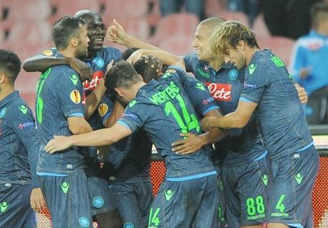 Europa League: Nápoles 3-0 Young Boys