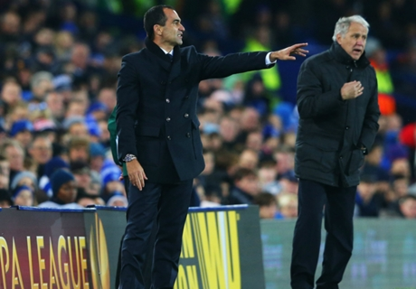 Martinez: Trophies in Everton DNA
