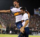 Las fotos de la victoria de Boca