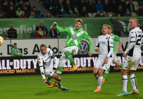 Bendtner: Scoring was liberating