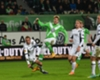 Bendtner: Wolfsburg double was liberating