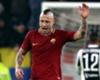 Roma midfielder Radja Nainggolan