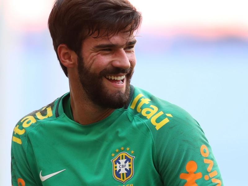 Brasile-Russia: Tite annuncia Alisson capitano
