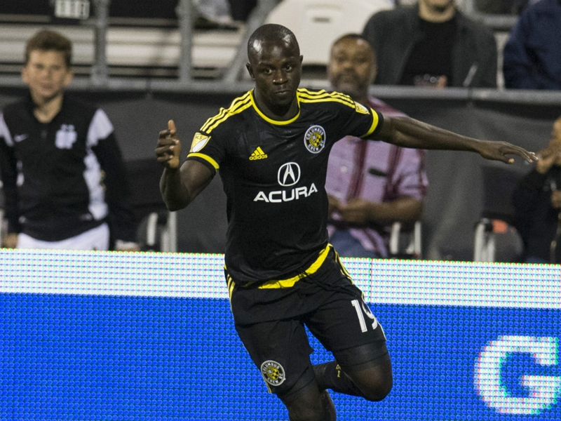 Manneh signs with Pachuca after Columbus Crew exit