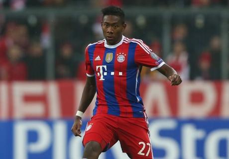 Bayern Munich, Alaba disponible dès janvier ?