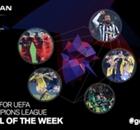 ¡Vota por el gol de la semana en la UCL!
