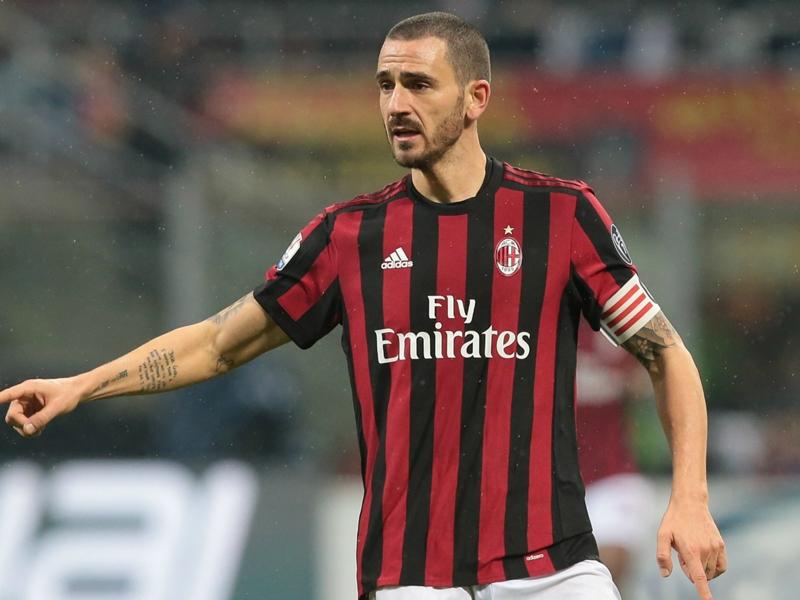 """Il Milan è rinato, Bonucci esalta Gattuso: """"Impressionante"""""""