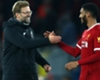 Liverpool manager Jurgen Klopp and defender Joe Gomez