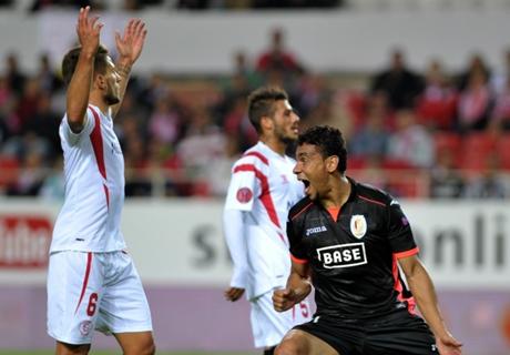 Europa League: Sevilla 3-1 Standard