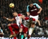 Andy Carroll equalises for West Ham