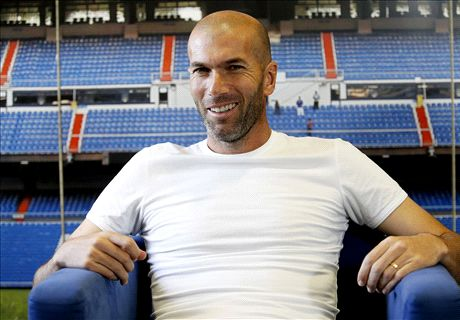 Zidane: Benzema will never score 60 goals