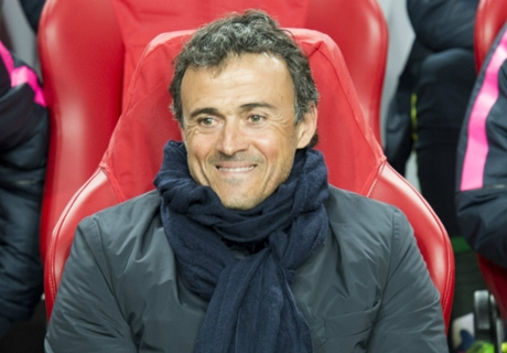 Barca like Disneyland - Luis Enrique