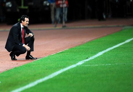 Emery: Era importante asentar el liderato
