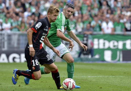 Pedro Henrique Menangkan Rennes