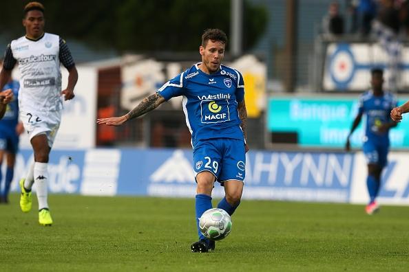 Mercato - Charleroi s'attaque à Romain Grange (Niort)