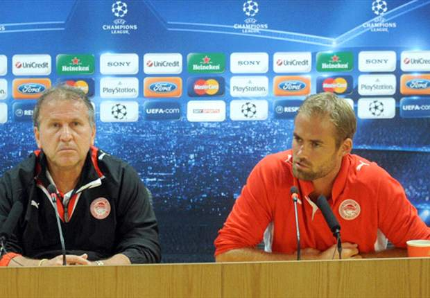 Olympiakos Coach Zico Questions Refereeing After Arsenal Loss