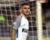 Inter captain Mauro Icardi