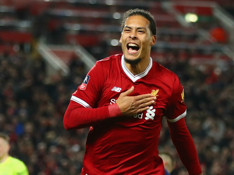Van Dijk compared to Liverpool legend as Souness tells Man City they missed out