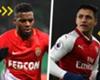 Thomas Lemar Alexis Sanchez Transfer Split