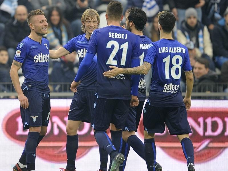 Lazio super: 48 goal in 19 partite, quarta in Europa per media-reti