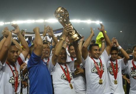 Hadiah Juara ISL Tunggu Pihak Sponsor
