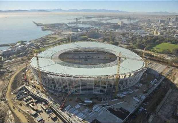 FIFA Concludes Successful Inspection Tour Of 2010 Stadiums