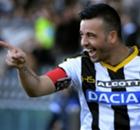 Di Natale llegó a los 200 goles