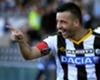 Udinese, Di Natale aurait aimé jouer à Liverpool