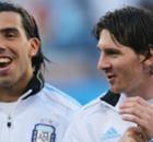 Tévez calme le jeu avec Messi
