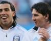 Argentine, Tevez sur le banc contre la Croatie