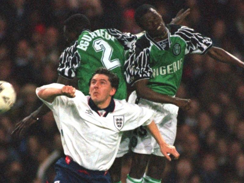 Angleterre-Nigeria en amical