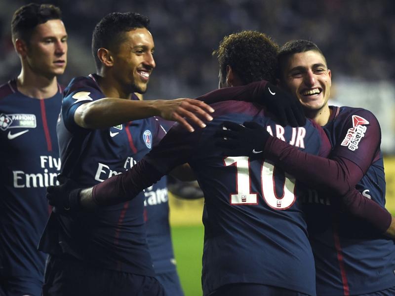 PSG, Verratti encense Neymar