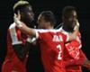 Isaac Mbenza Angers Montpellier Coupe de la Ligue 10012018