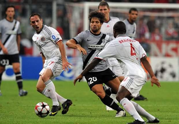 RAPOR PEMAIN: Bayern Muenchen 0-0 Juventus