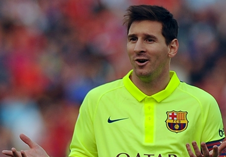 Bartomeu on Messi: 'He will not go'
