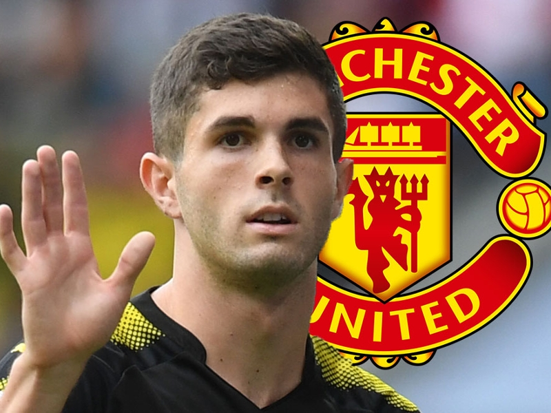 Man Utd fan Pulisic not ruling out Premier League move