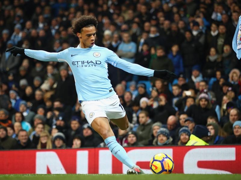 Leroy Sané (Manchester City) élu meilleur jeune joueur de la saison 2017-2018 en Premier League