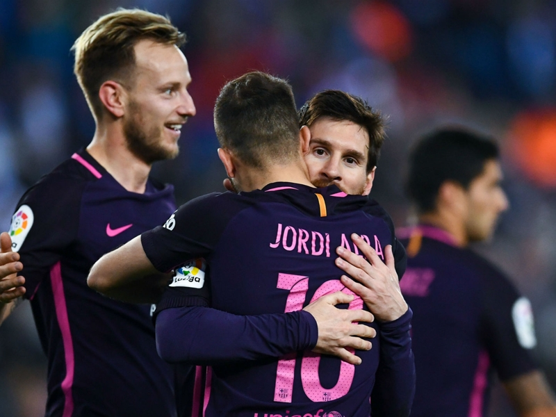 Rakitic: I don't think Messi will be nervous about Croatia