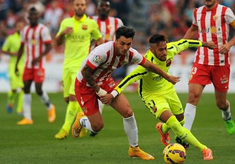 Barca dreht Partie, Atletico verliert