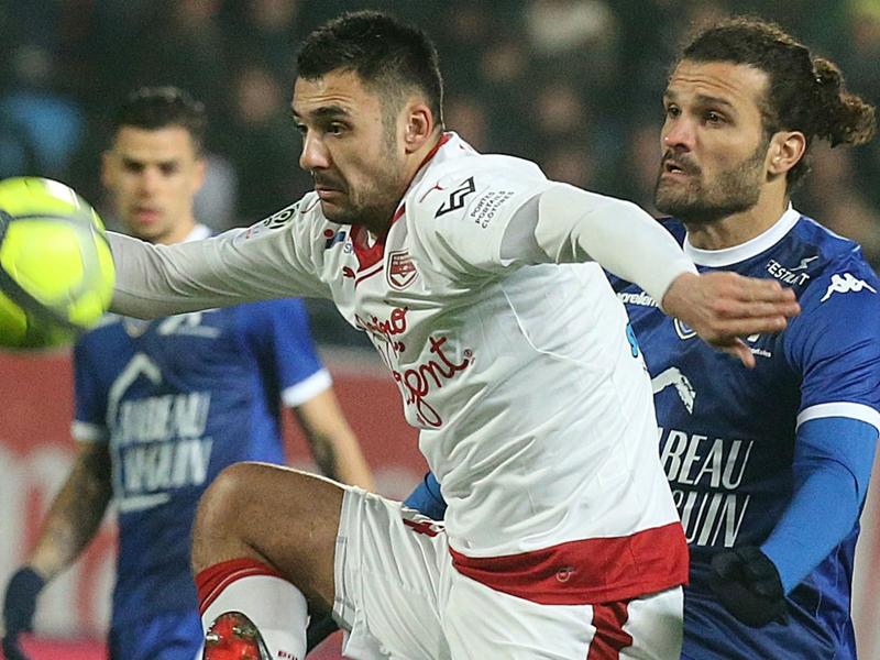 Troyes-Bordeaux 0-1, Bordeaux se relance