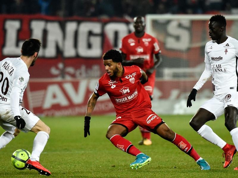 Dijon-Metz 1-1, le DFCO manque le coche