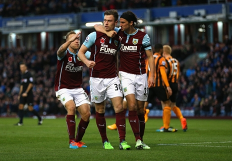 Burnley 1-0 Hull City: First EPL win