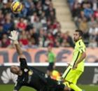 Laporan Pertandingan: Almeria 1-2 Barcelona