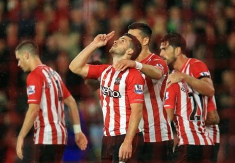 Southampton 2-0 Leicester: Long brace